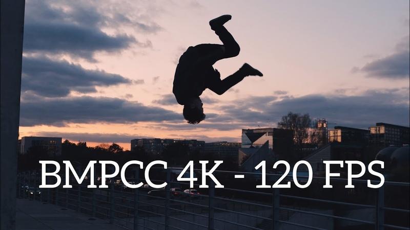 BMPCC 4K 120 FPS - BRAW - RONIN S