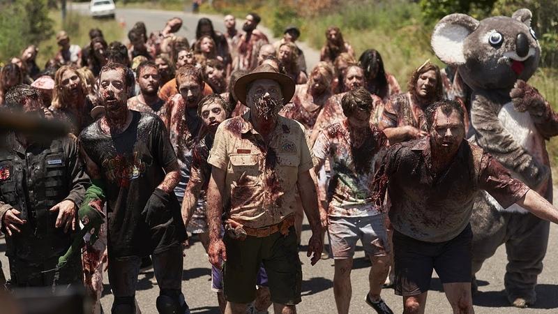 Зомби апокалипсис - полнейший бред.