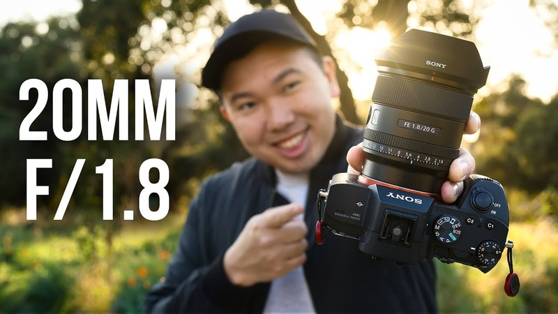 Sony 20mm f1.8 - What YOU Need To Know! | Ultra Wide Angle Lens for a7 III a7R IV a7S II a9