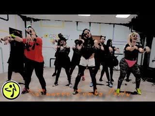 Halloween Zumba Fitness with Daria Volegova / Becky G &  - Problem