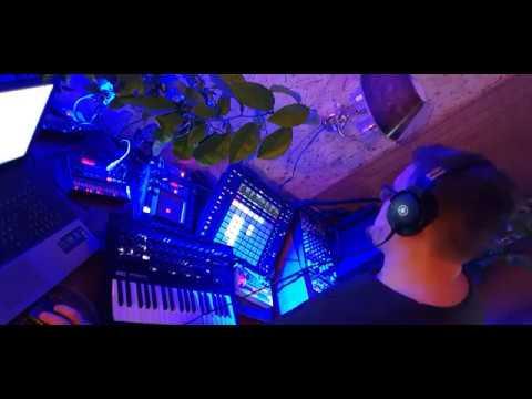 Dj Wadada - Techno Progressive Neodetroit Session / 17 11 2019