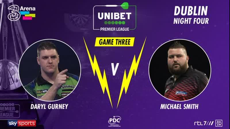 2020 Premier League Week 4 Gurney vs Smith