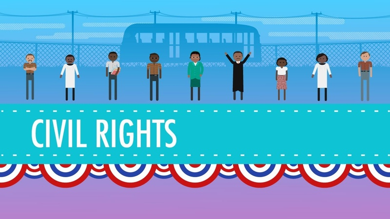 Civil Rights and the 1950s: Crash Course US History 39