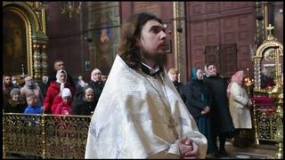 Проповедь епископа Максима в Неделю 4-ю Великого поста