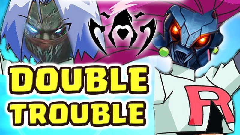 PREPARE FOR TROUBLE, AND MAKE IT DOUBLE ASSASSINS THIS COMBO IS UNSTOPPABLE | DUO WITH VOYBOY