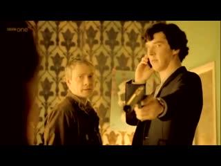 Sherlock bbc __ beat the devils tattoo...