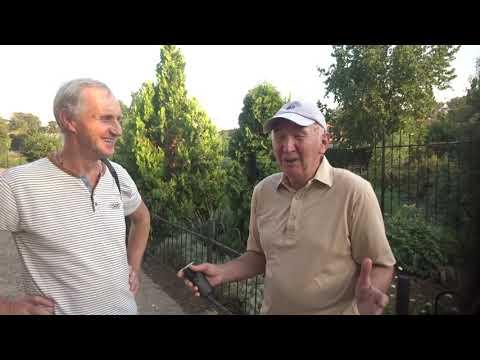 Немного истории о совхозе Гвардейский, Крымсадстанции и многое другое...с Николаем Марахиным.