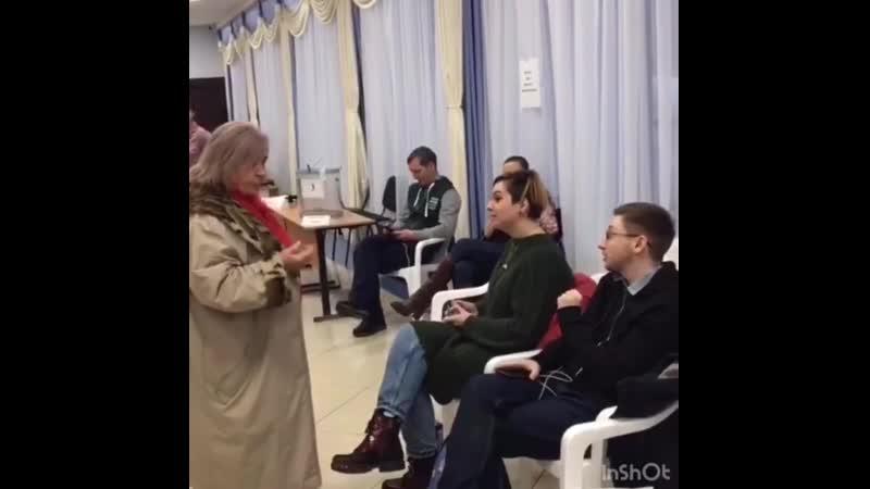 Жительница Лаишево отправляет наблюдателей на референдуме убирать снег на кладбище