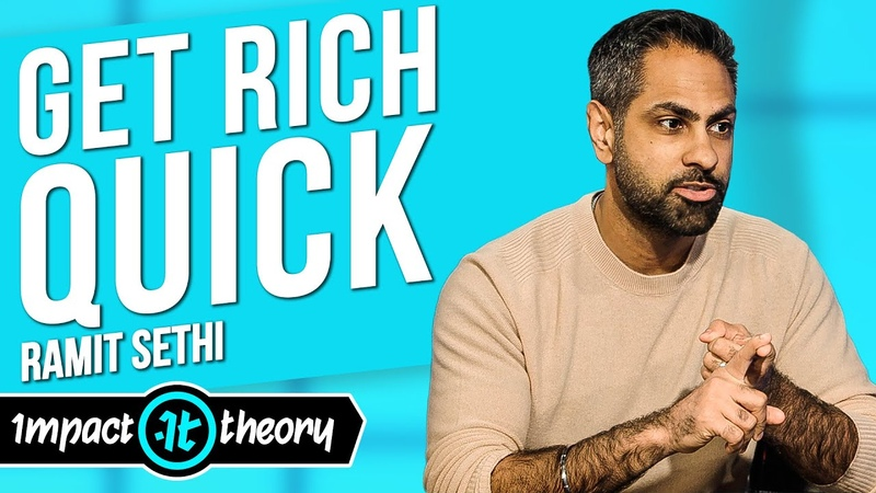The Quick Part is a Lie But This Guy Will Teach You How to Get Rich Ramit Sethi on Impact Theory