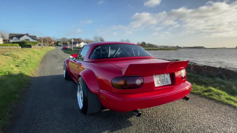 Speedhunters RAW Rocket Bunny Bridgeported 13B Mazda MX 5