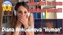Diana Ankudinova singing Human Video Reaction