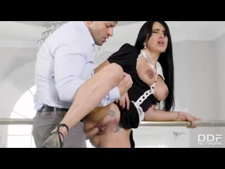 Linda Black - House Maid Fucked Hard [All Sex, Hardcore, Blowjob, Artporn]
