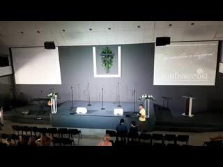 г.Воскресное Богослужение церковь Дом Евангелия