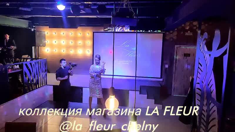 Модели агентства Russian Style в коллекции магазина LA FLEUR 18 12 2019