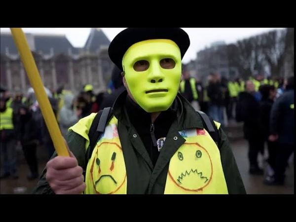06 03 2019 Francúzska apokalypsa Krajina smeruje do pekla Prečo médiá neukazujú pravdu o Francúzs
