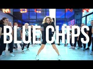 BLUE CHIPS // Nicki Minaj // САША ГУРЬЯНОВА //  GIRLY HIP-HOP