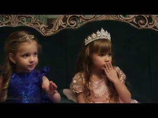 Miss princess от kids model group это лучший подарок для девочек.