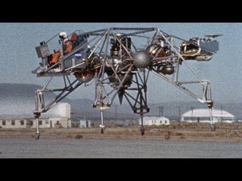 LLRV Testing Contributed to Apollo 11s Success