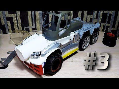 Замена кабины, передних колес Subaru Impreza 3 Проект - Адская молния
