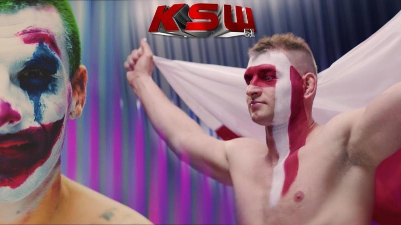 KSW 51 Aleksandar Ilić vs Cezary Kęsik