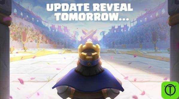 #CR@supercell_studio А вы готовы к завтрашнему обновлению?
