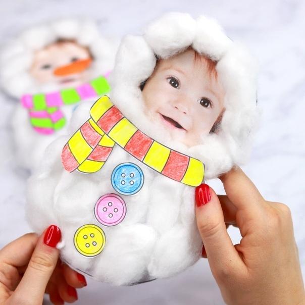 НОВОГОДНИЕ ПОДЕЛКИ СВОИМИ РУКАМИ Памятная поделка к Новому году. Такому подарку от внука или внучки обрадуются любые бабушка и