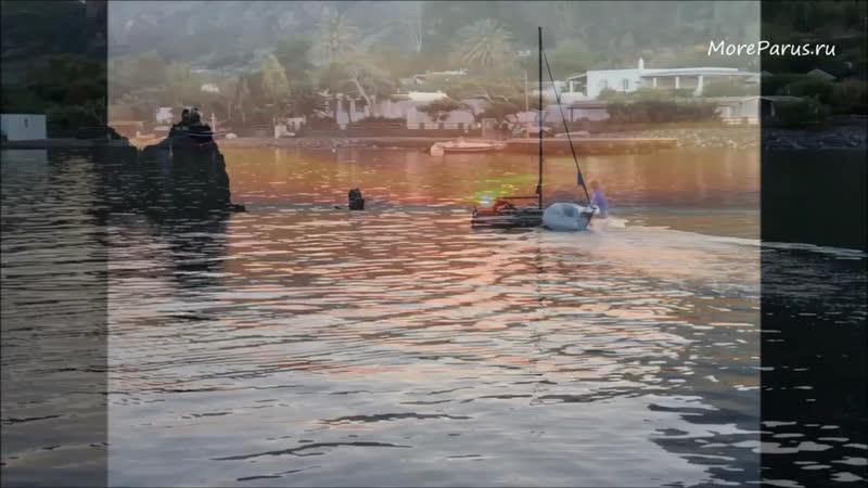2018.05.6 isola VULCANO part 2 yachting