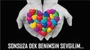 Sonsuza Dek Benimsin Sevgilim / Sevgiliye Romantik Aşk Sözleri