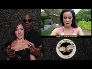 Jennifer white 2 in cuckoldsessions (trailer) cuckold, new porn, gangbang, blonde, hardcore, creampie, facial, interracial