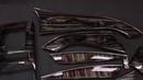 Аквапринт infiniti QX70 в Черное глянцевое Дерево.