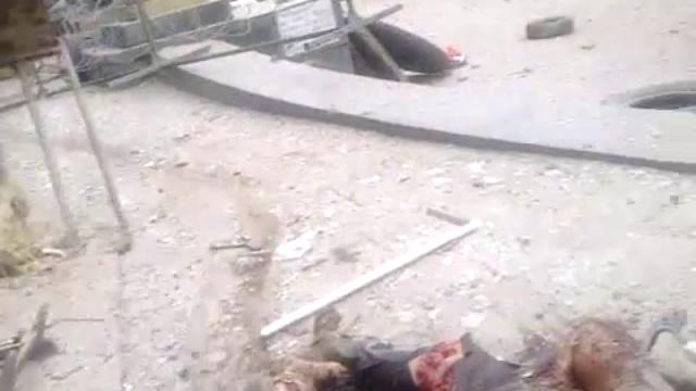 Посмотрите это видео на Rutube «18 Луганск 02.06.2014. После авиа удара. (4 часть из 6)»