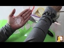 МК Пион махровый из Холодного фарфора 1 часть- мастер Чулпан Хисмеева