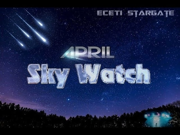 Just In ECETI Epic April 2020 Skywatch Video Montage
