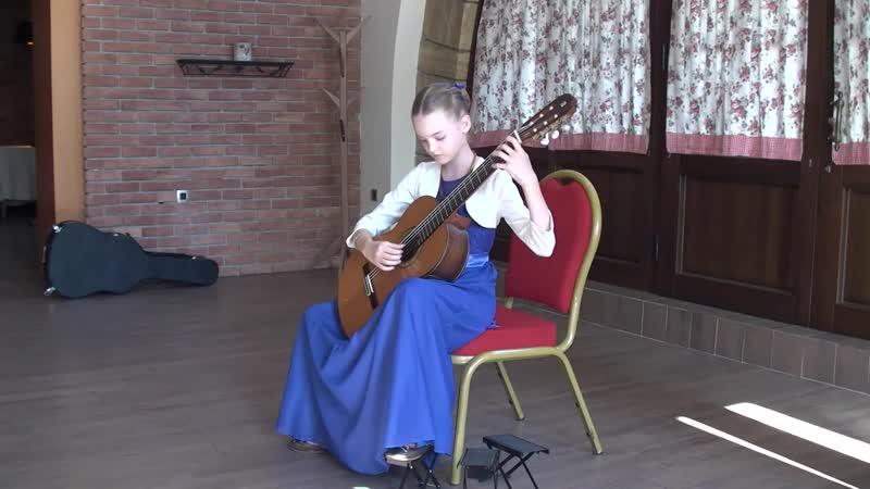 Albert Sonata Peja Guitar