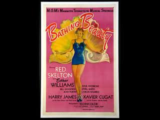 Bathing Beauty (1944)  Red Skelton, Esther Williams, Basil Rathbone