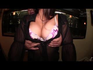 Honma Yuri - A Horny Snack Bar Madam With Rock Hard Nipples A Big Titty Meat-Eating Slut
