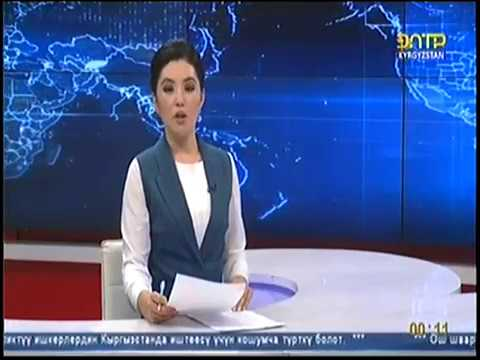 ELTR TV FREKANS AYARLAMA KIRGIZİSTAN