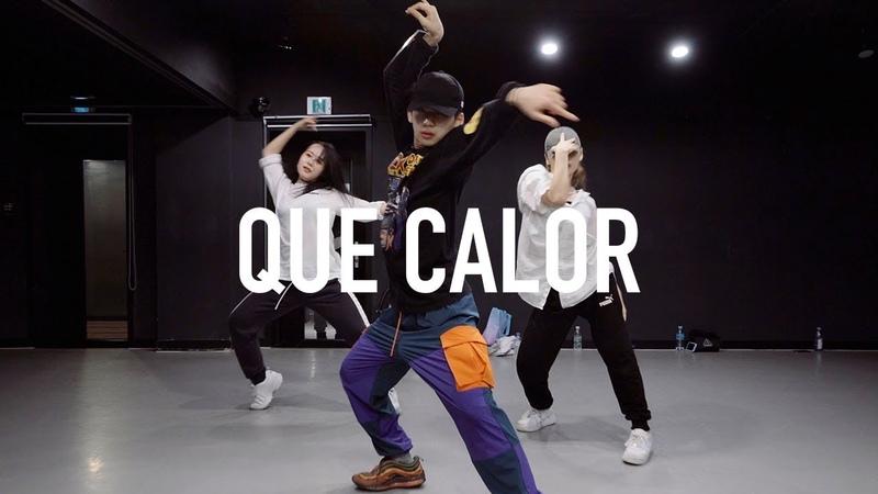Major Lazer - Que Calor Yumeki Choreography