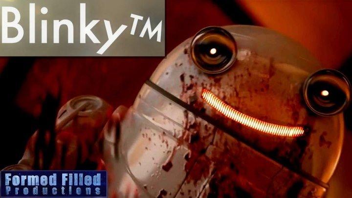 Плохой робот Blinky TM 2011 ужасы фантастика