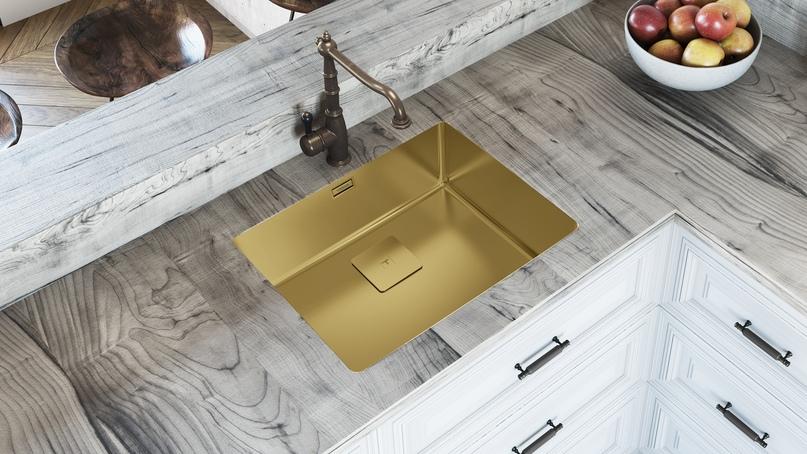 Высокий уровень качества,совершенный дизайн-это кухонная мойка Teka Flexlinea, изображение №5
