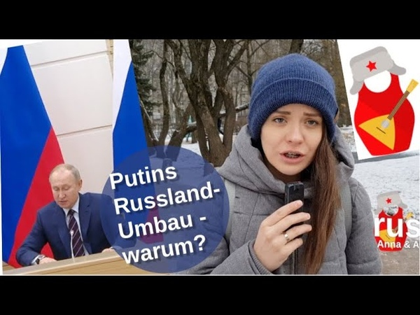 Putins Russland Umbau warum