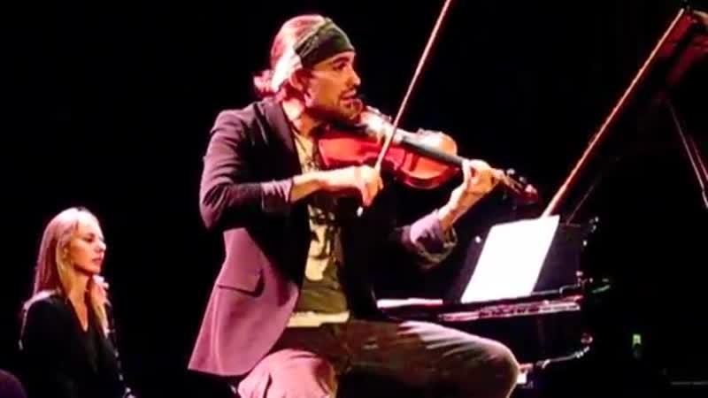 DAVID GARRETT JULIEN QUENTIN - Liebesleid for violin and piano (Fritz Kreisler)