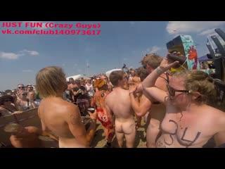 Naked run 2014 denmark член хуй голые nude cock penis стриптиз public boobs pussy