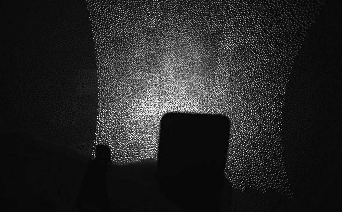 Dot Projector в iPhone X