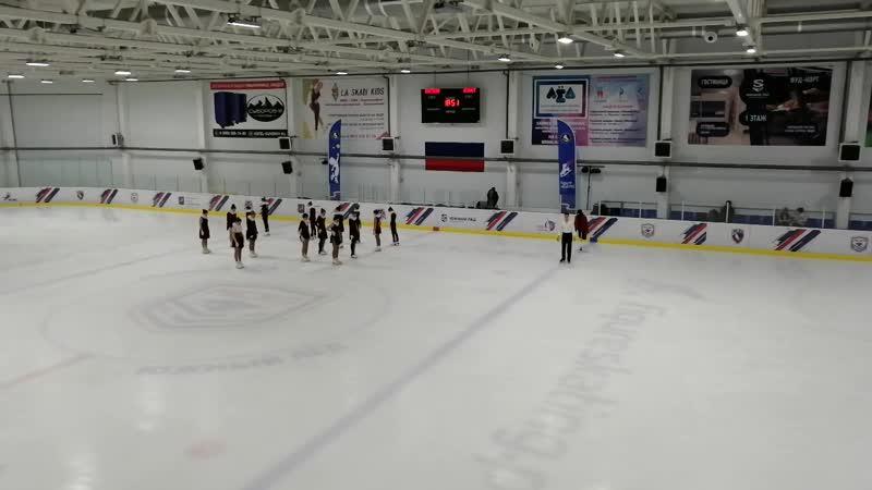 Театр-студия танца на льду Алекс февраль 2020г.