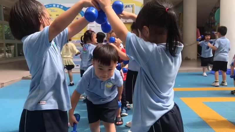 Midea Kindergarten 2018/19. International Small Class 2.