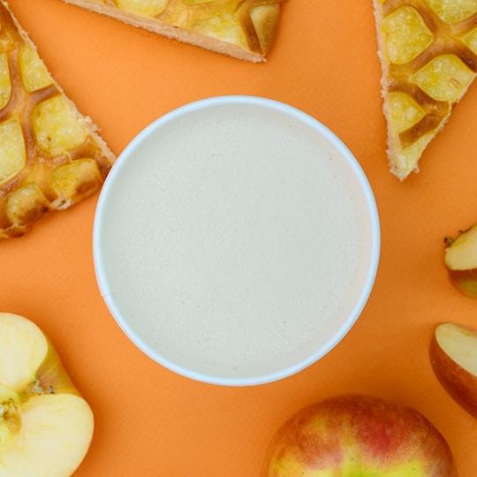 Ощути осень: Раф яблочный пирог
