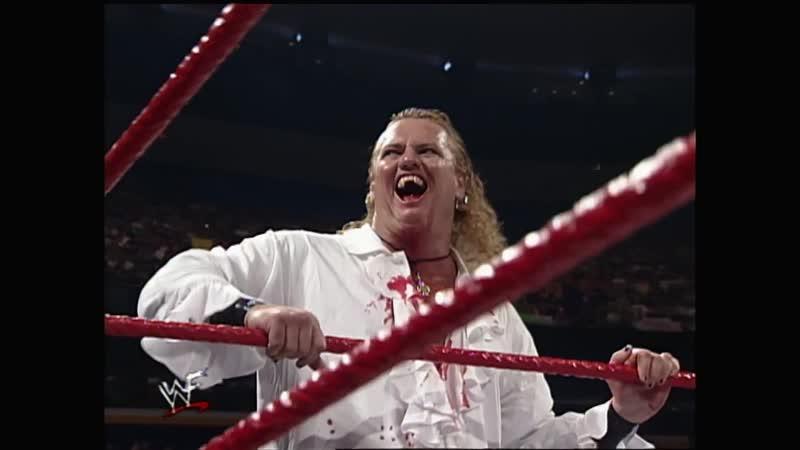WWF Raw Is War 24 05 1999 Kane X Pac vs the Brood