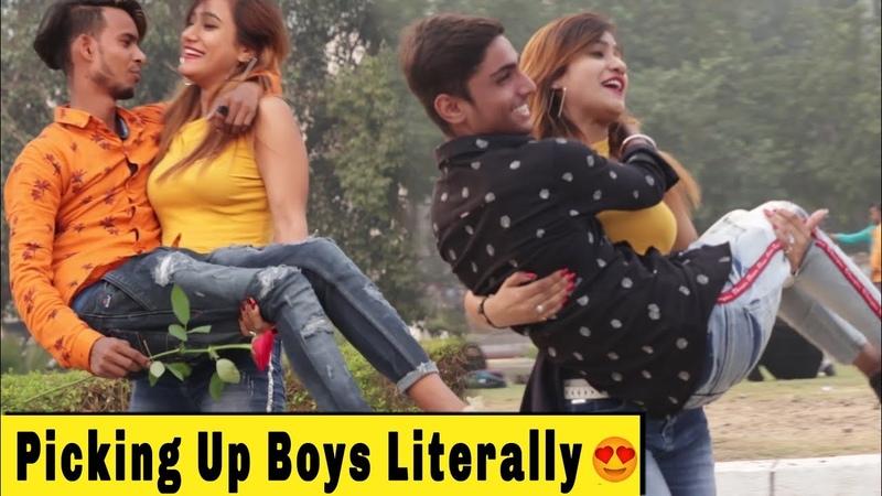 Picking Up Boys Literally | Rits Dhawan