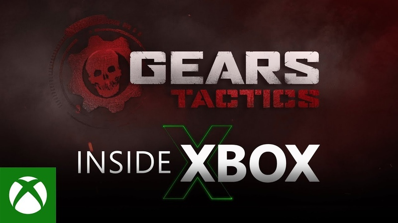 Five Badass Things About Gears Tactics Inside Xbox